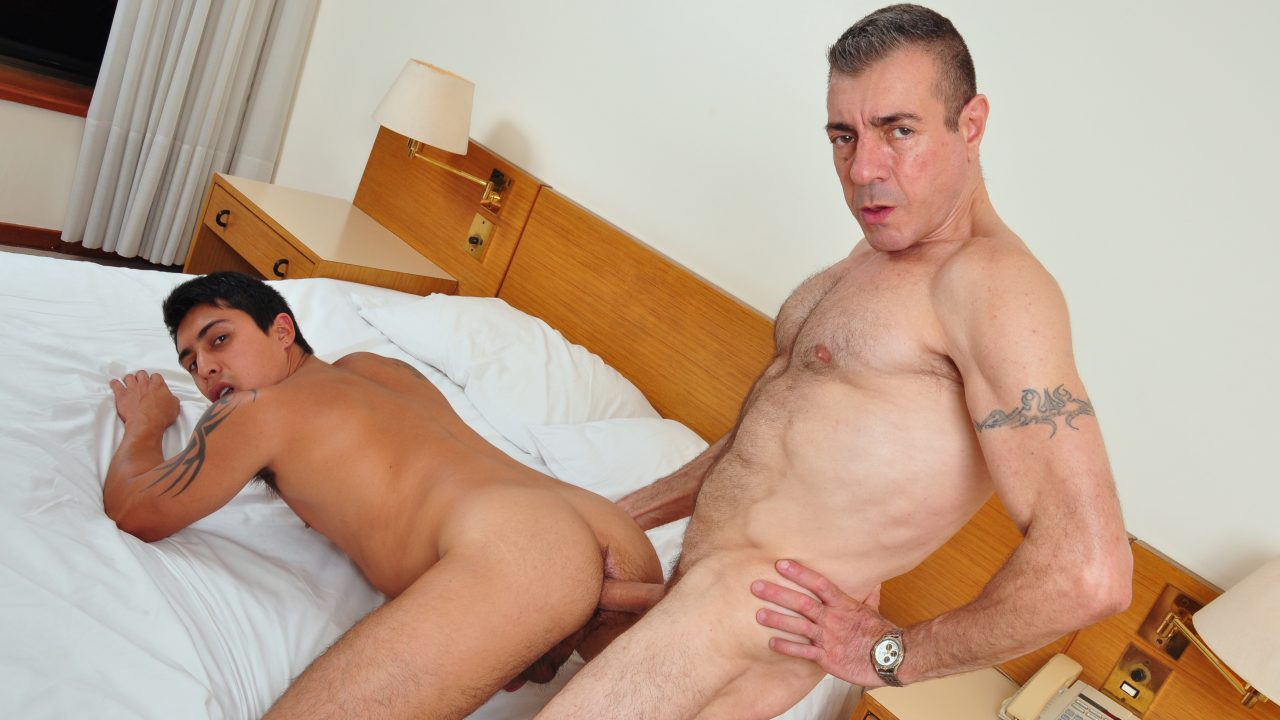 Photo of Two Hot Guys Rim and Fuck