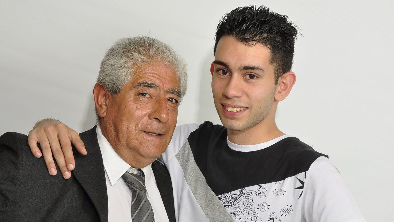 Photo of Lucas Loves Grandpas