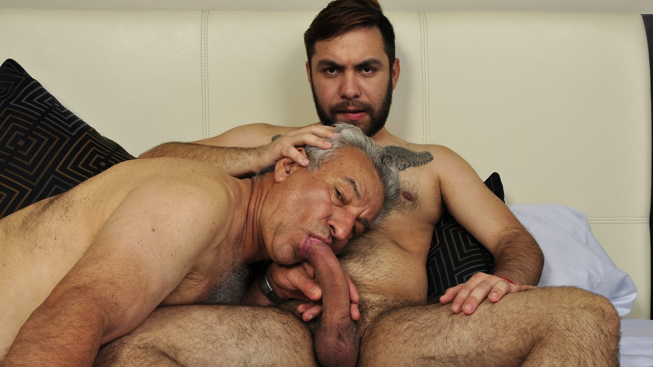 Photo of Young Cub Loves Daddy